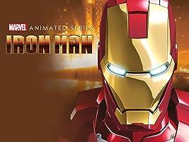 Iron Man Anime Series Season 1