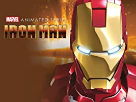 Iron Man Anime Series Season 1