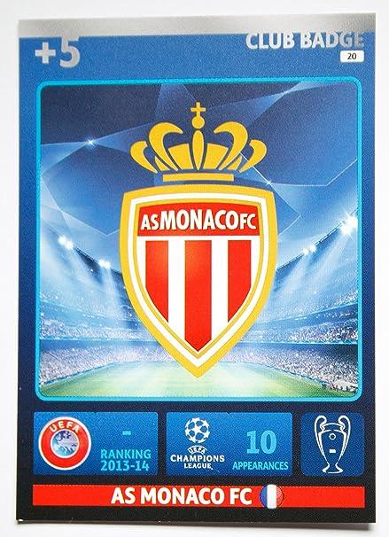 PANINI ADRENALYN 14/15 UEFA Champions League Card > Team