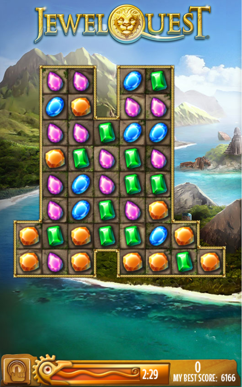 Jewel Quest - Free online games at