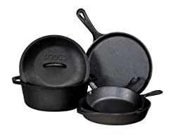 9 Sneaky Gifts for Non-Prepper Cooks - Cast Iron