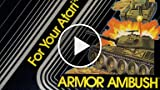 Armor Ambush Review For Atari 2600