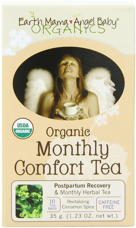 Earth Mama Angel Baby 地球妈妈经期调理有机茶16包,3盒装,现仅售.75 - 第1张  | 淘她喜欢
