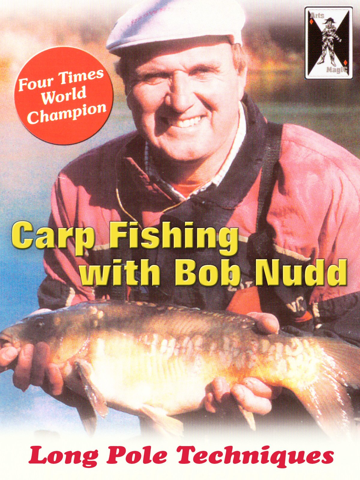Carp Fishing with Bob Nudd