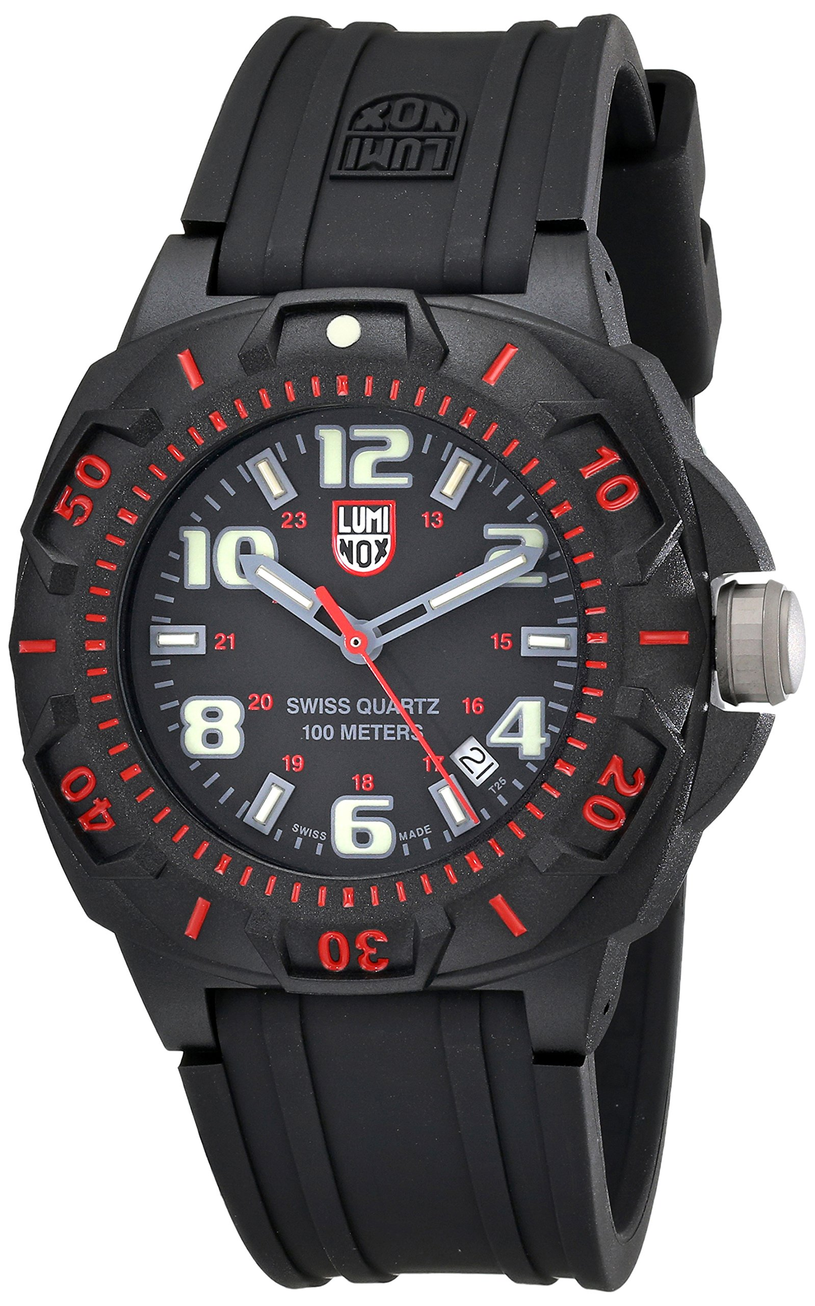 Luminox unisex watch sentry 0215 sl 7611382568625 ebay for Luminox watches