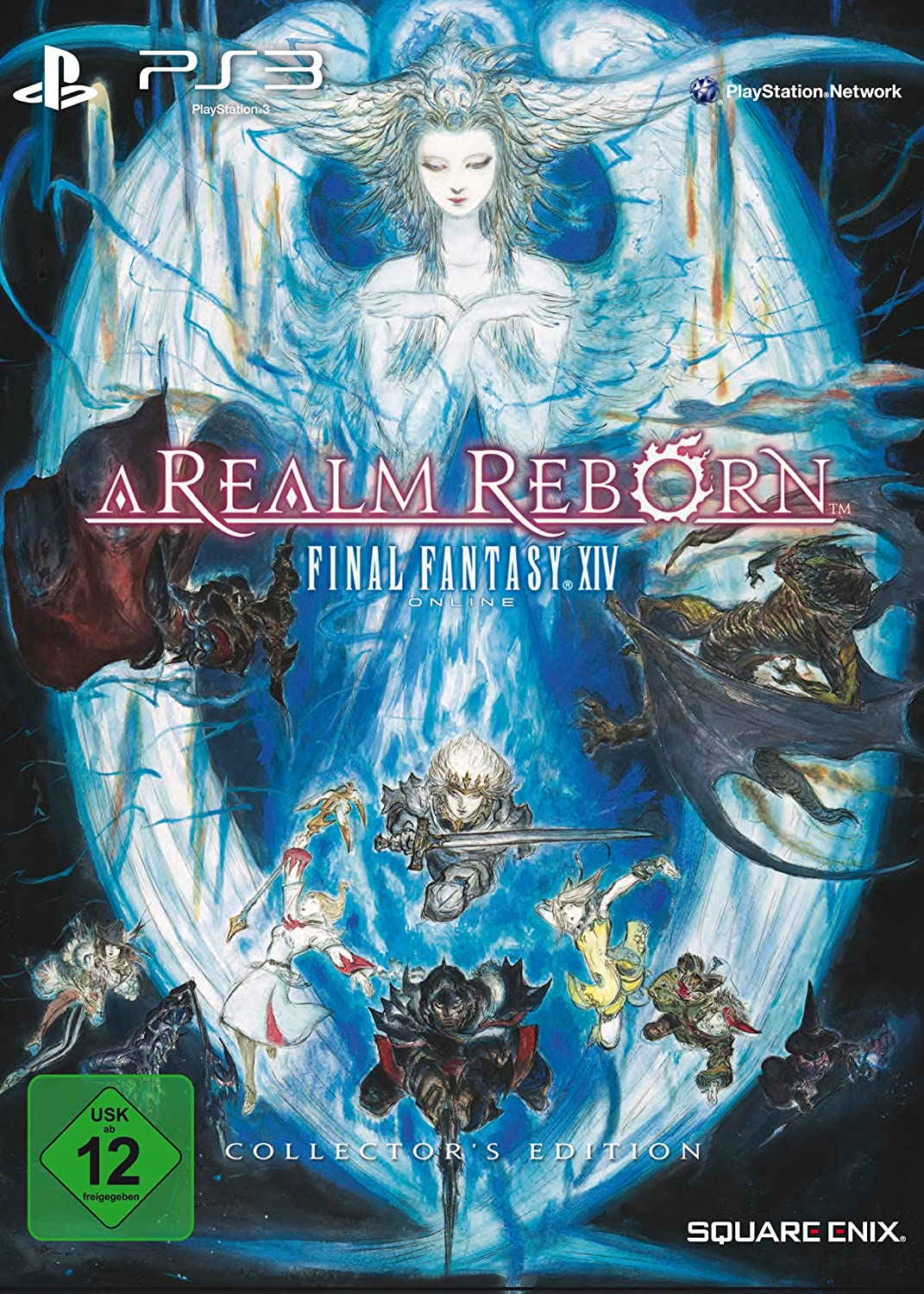 Final Fantasy XIV - A Realm Reborn, PS3