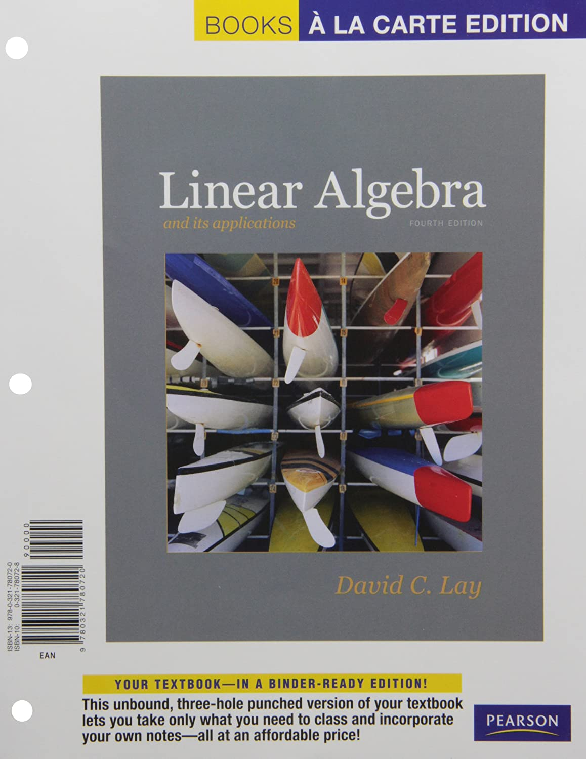 Linear Algebra, Fourth of july Version