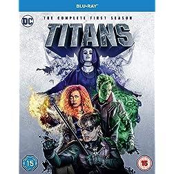 Titans: Season 1 2019 [Blu-ray]
