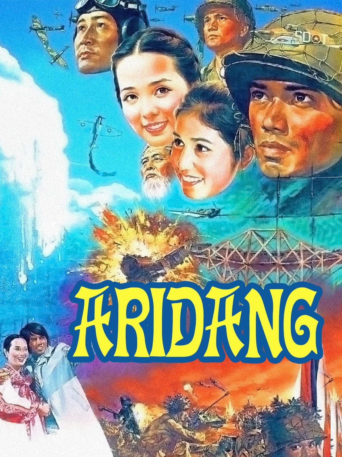 Aridang on Amazon Prime Video UK