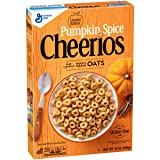 Pumpkin Spice Cheerios Limited Edition Cereal, 12 oz (Tamaño: Single-Pack)