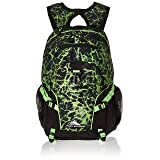 High Sierra Loop Backpack, Lime Fire/Black/Lime (Color: Lime Fire/Black/Lime, Tamaño: 19