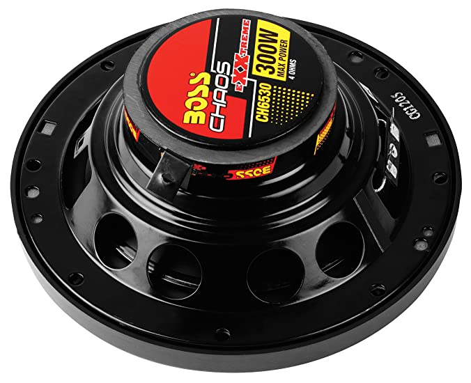 "Boss Audio CH6530 Chaos Exxtreme 6.5"" 3-way 300-watt Full-Range Speakers Review"