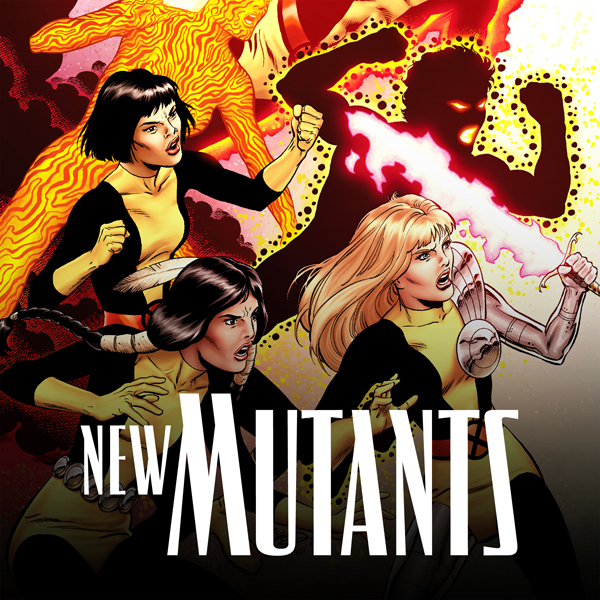 New Mutants (1983-1991) (Issues) (48 Book Series)