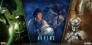 Aliens vs. Pinball from Zen Studios