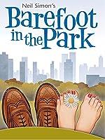 Barfu� im Park
