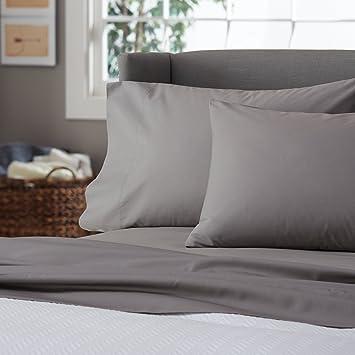 pinzon by amazon parure parure de lit 39 ultra doux. Black Bedroom Furniture Sets. Home Design Ideas