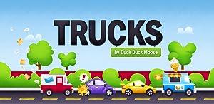 Trucks - by Duck Duck Moose by Duck Duck Moose, Inc.