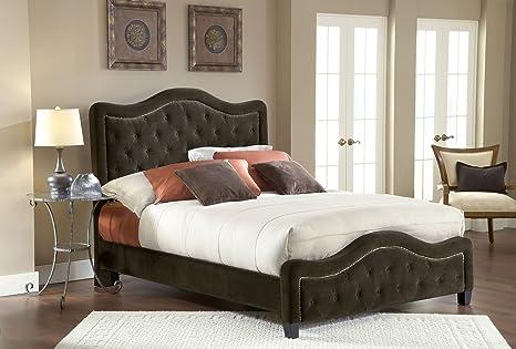 Trieste Bed Set -  Cal King - w/Rails - Hillsdale 1554BCKRT