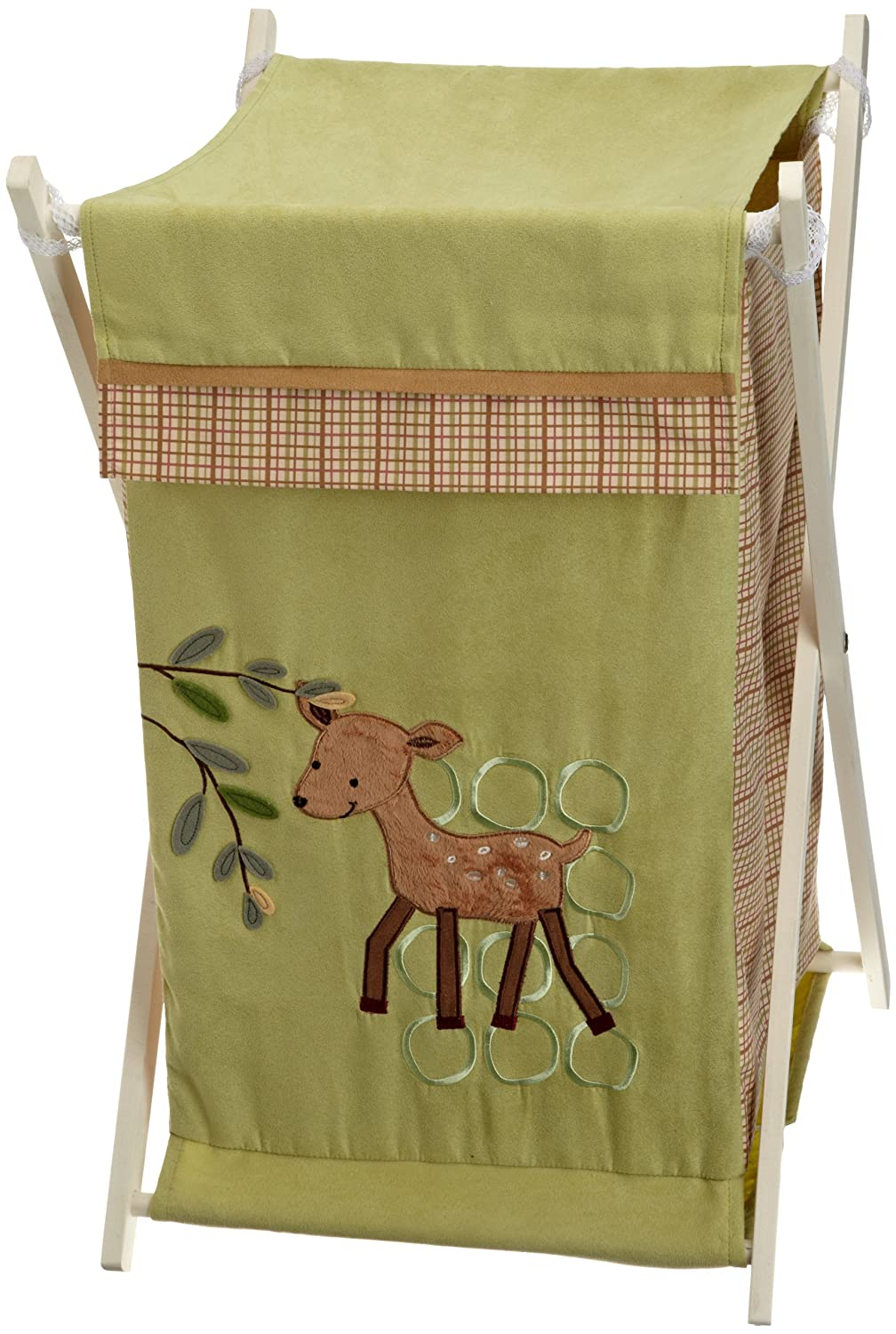 Lambs and Ivy Enchanted Forest Hamper