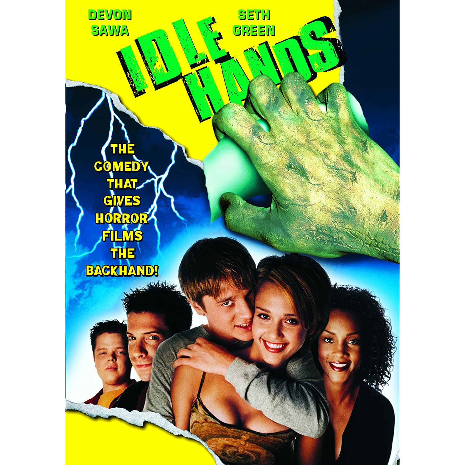 Idle Hands movies