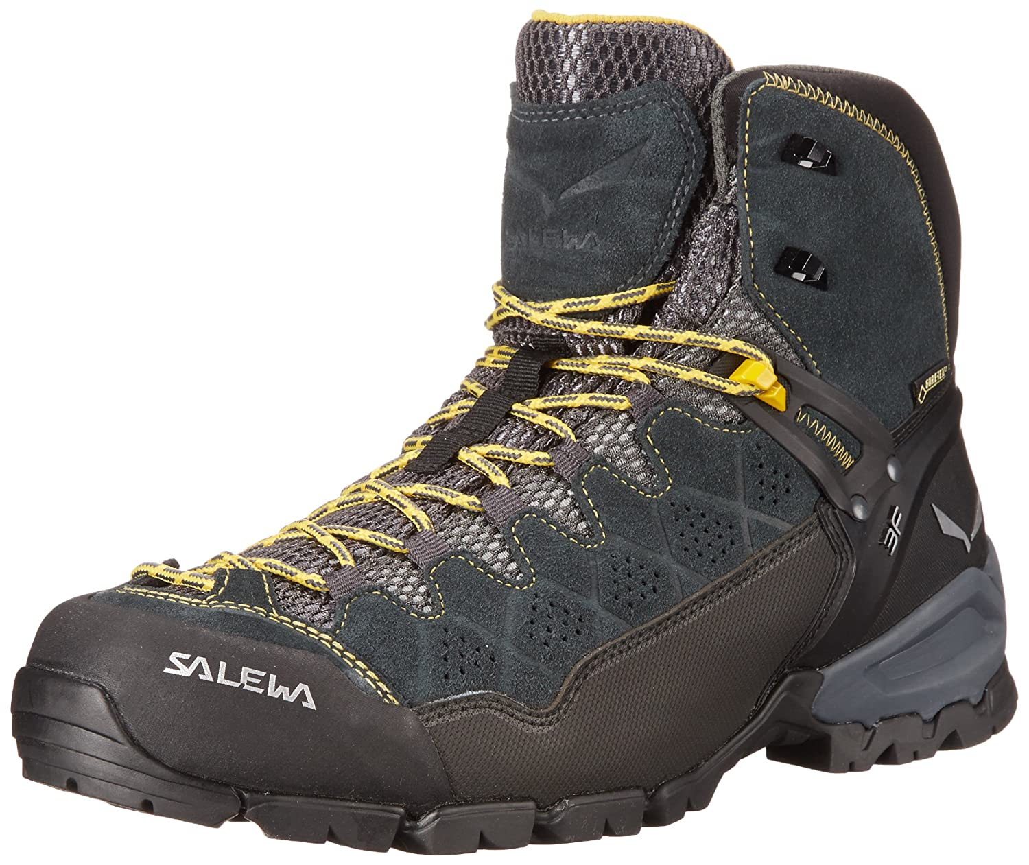 Salewa Men S Alp Trainer Mid Gtx Technical Approach Shoe Review