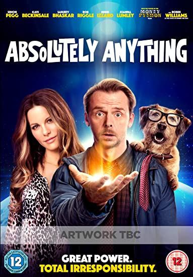 Absolutely Anything – Absolut orice (2015)