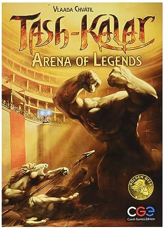 Jeu de société - Tash-Kalar Arena Of Legends - CGE00023 -. Jeux tchèque édition