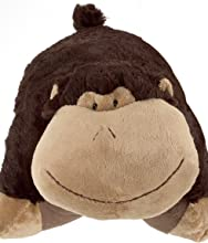 My Pillow Pet Silly Monkey - Large Brown
