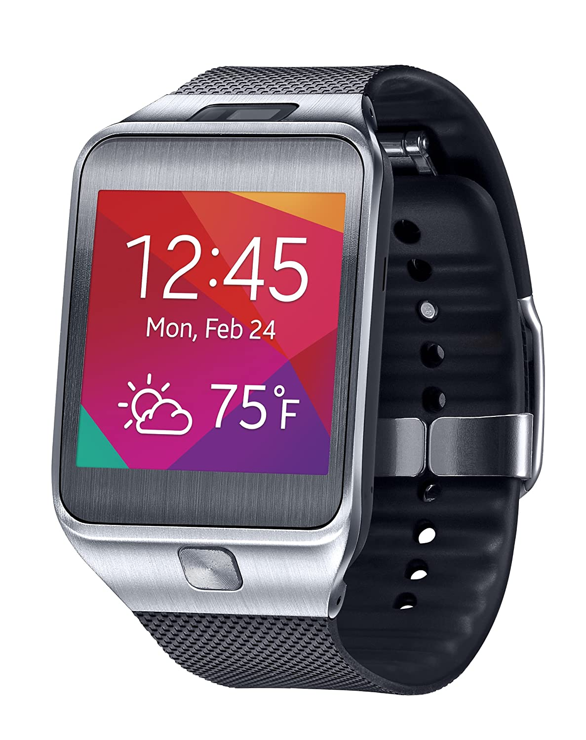 Top 10 Best Android Bluetooth Smart Watches 2018 2019 On Flipboard Huawei Watch Stainless Steel Mesh Band Us Warranty Samsung Gear 2 Smartwatch Silver Black Discontinued By Manufacturer