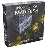 Mansions of Madness Second Edition: Streets of Arkham (Color: Multi-colored)