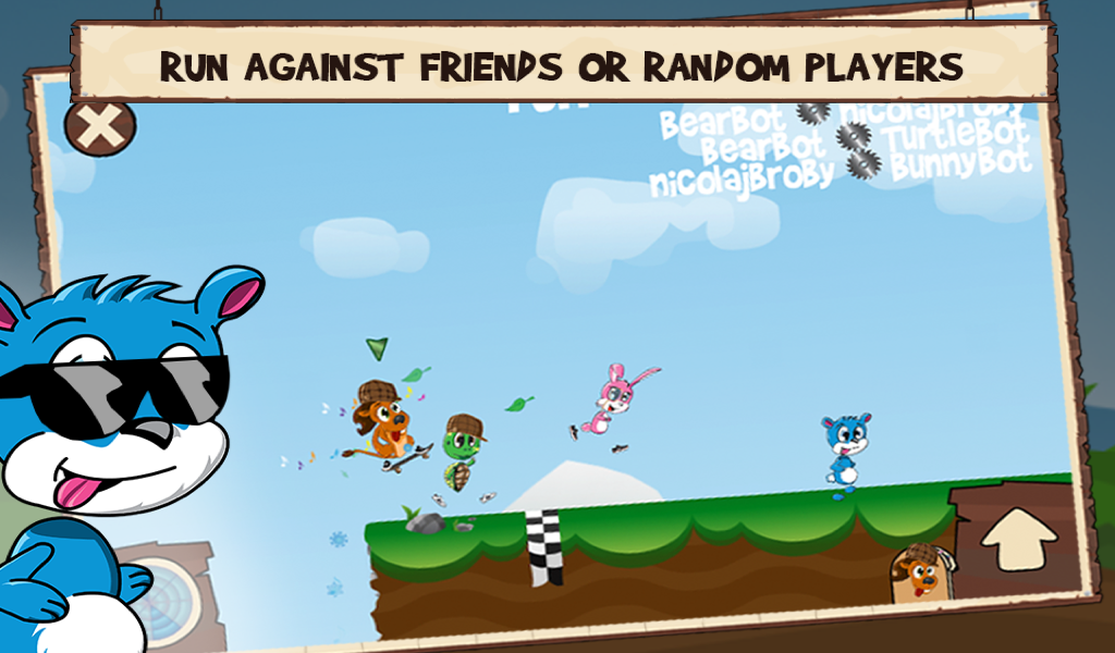 Amazon.com: Fun Run - Multiplayer Race: Appstore for Android