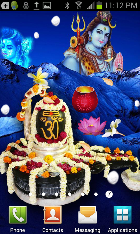 Lord SHIVA HQ Live Wallpaper: Amazon.fr: App-Shop pour Android