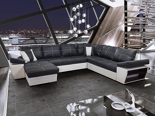 Ecksofa TIVOLI PANO mit Schlaffunktion! Eckcouch Sofagarnitur Modern