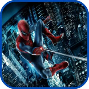 Spider Hero from RICHARD ONG