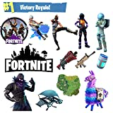 HILH The Original Fornite Stickers Variety Pack for fortnite Gamers Stickers for Kid and Adult (Original Exclusive)