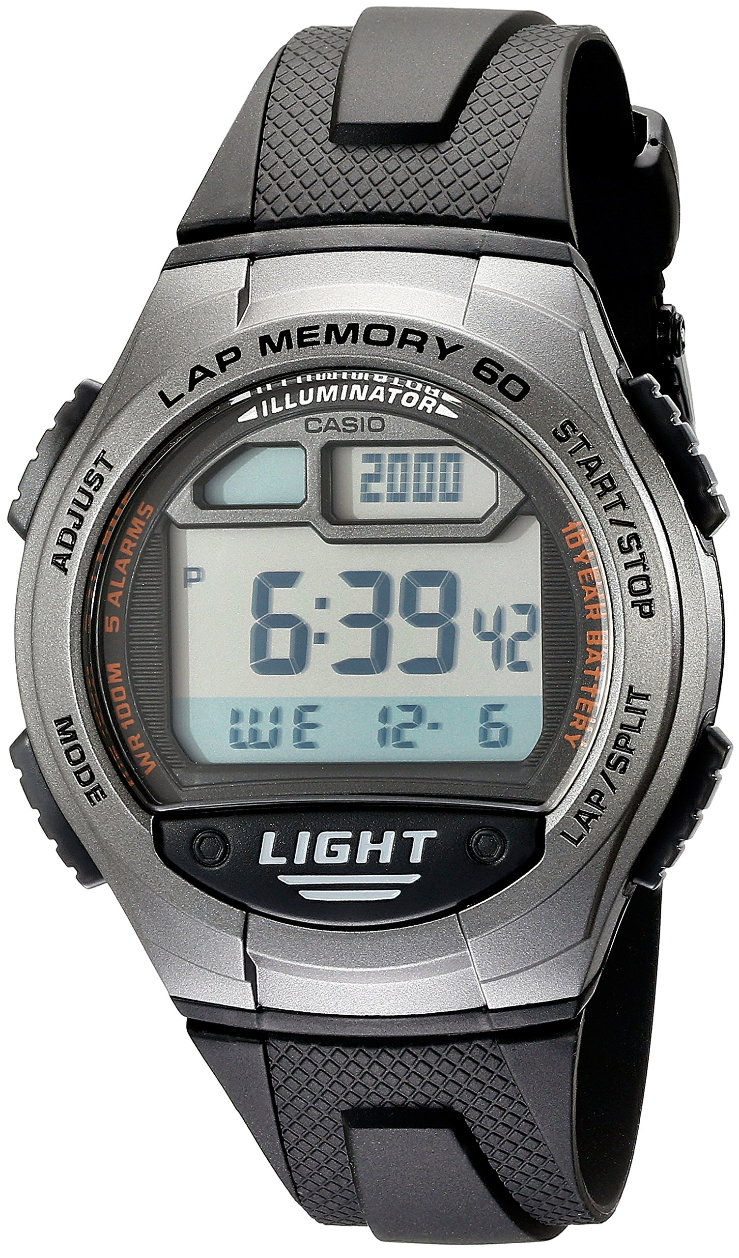 Digital Sport Classic Mens Casio Watch