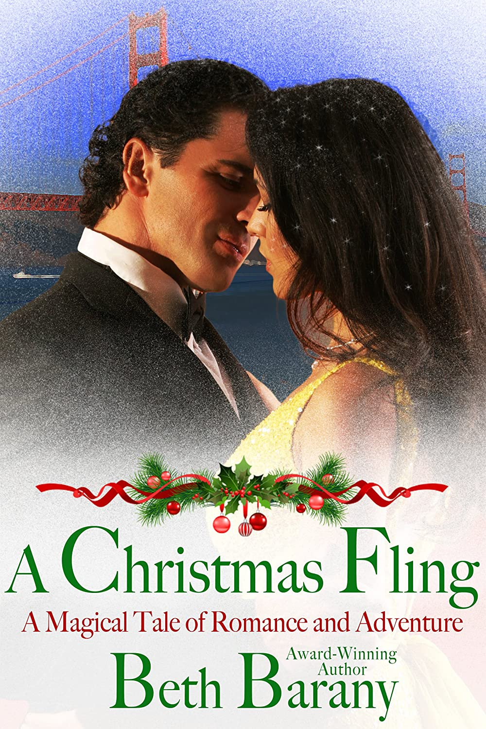 Book Review of -- A Christmas Fling by Beth Barany