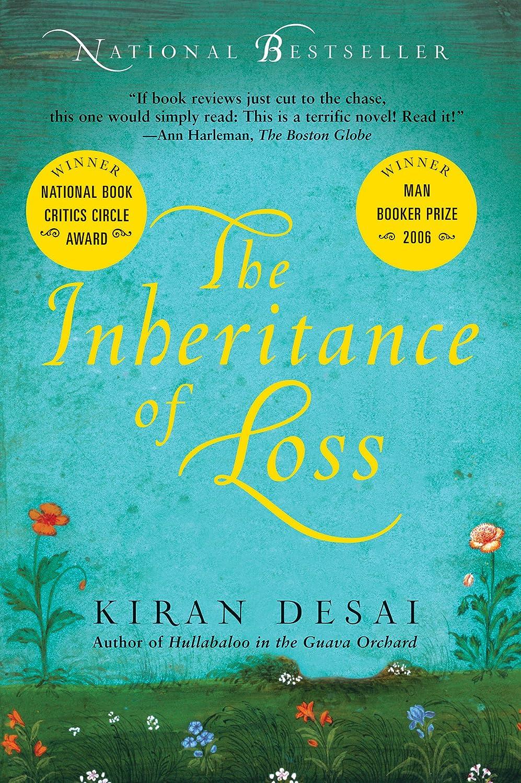 The Inheritance of Loss, Kiran Desai
