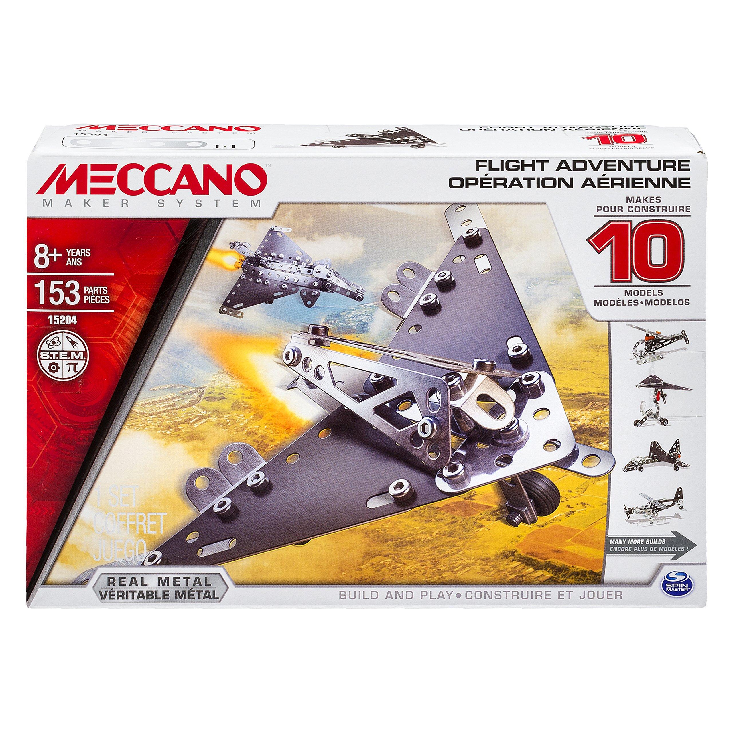 Meccano Flight