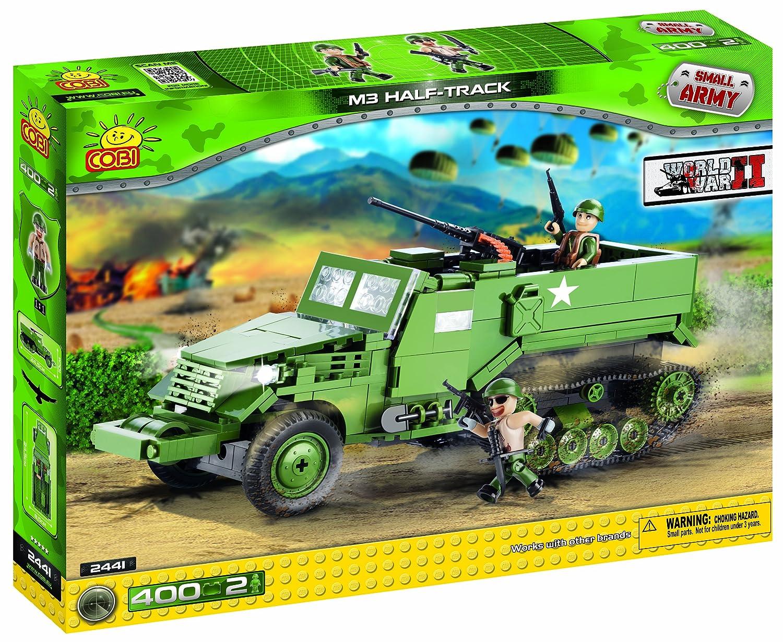 Cobi 2441 Kleine Armee Zweite Weltkrieg Half Track M3 bestellen