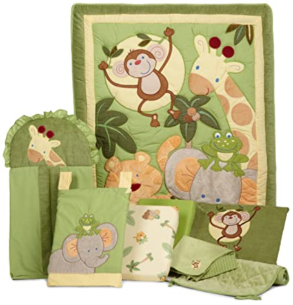 Nojo Jungle Dreams Crib Bedding Collection Baby Bedding And Accessories