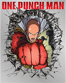 One Punch Man: Limited Edition on Blu-ray