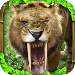 Sabertooth Tiger Simulator by Gluten Free Games