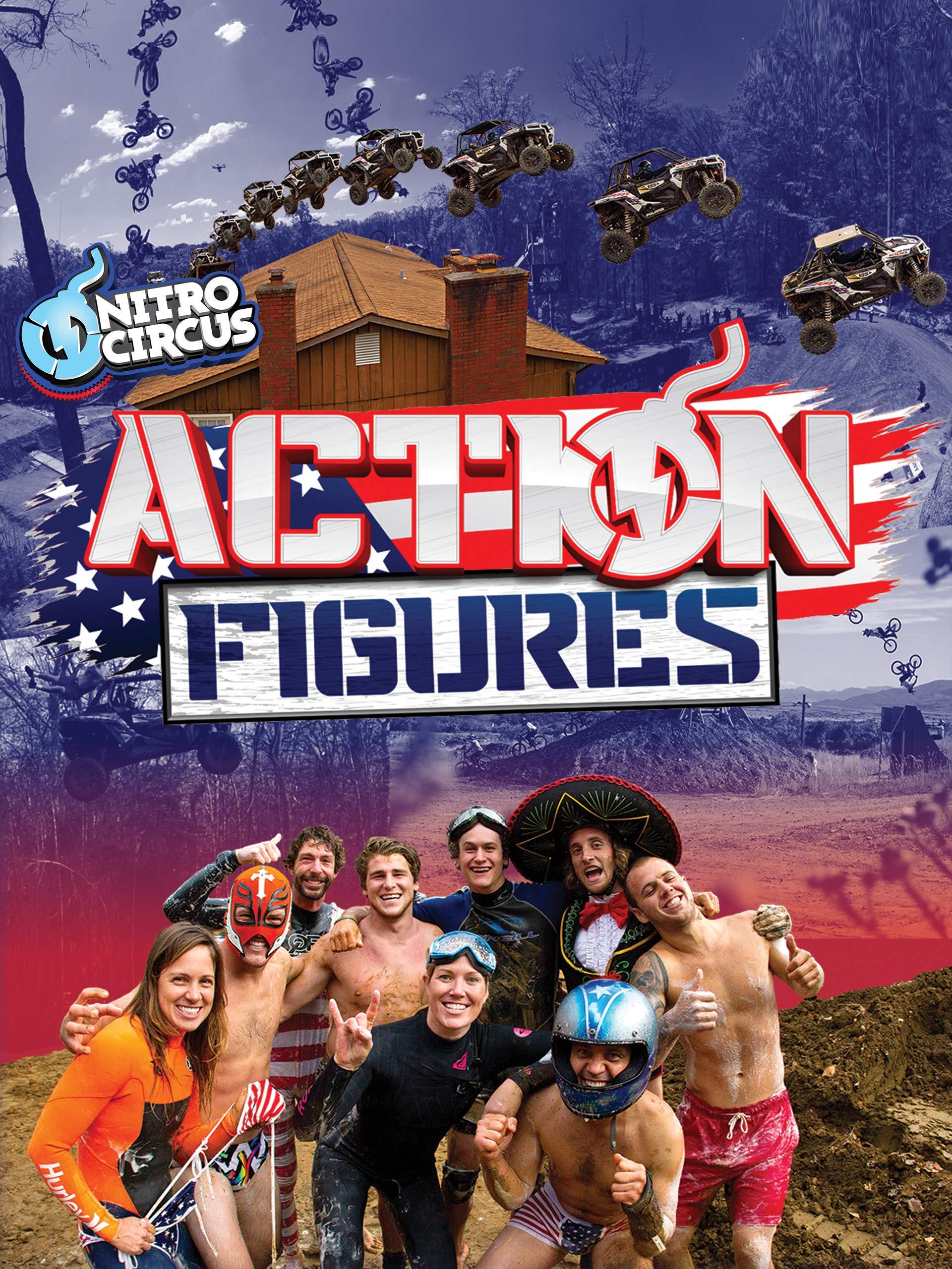 Action Figures: Nitro Circus on Amazon Prime Video UK