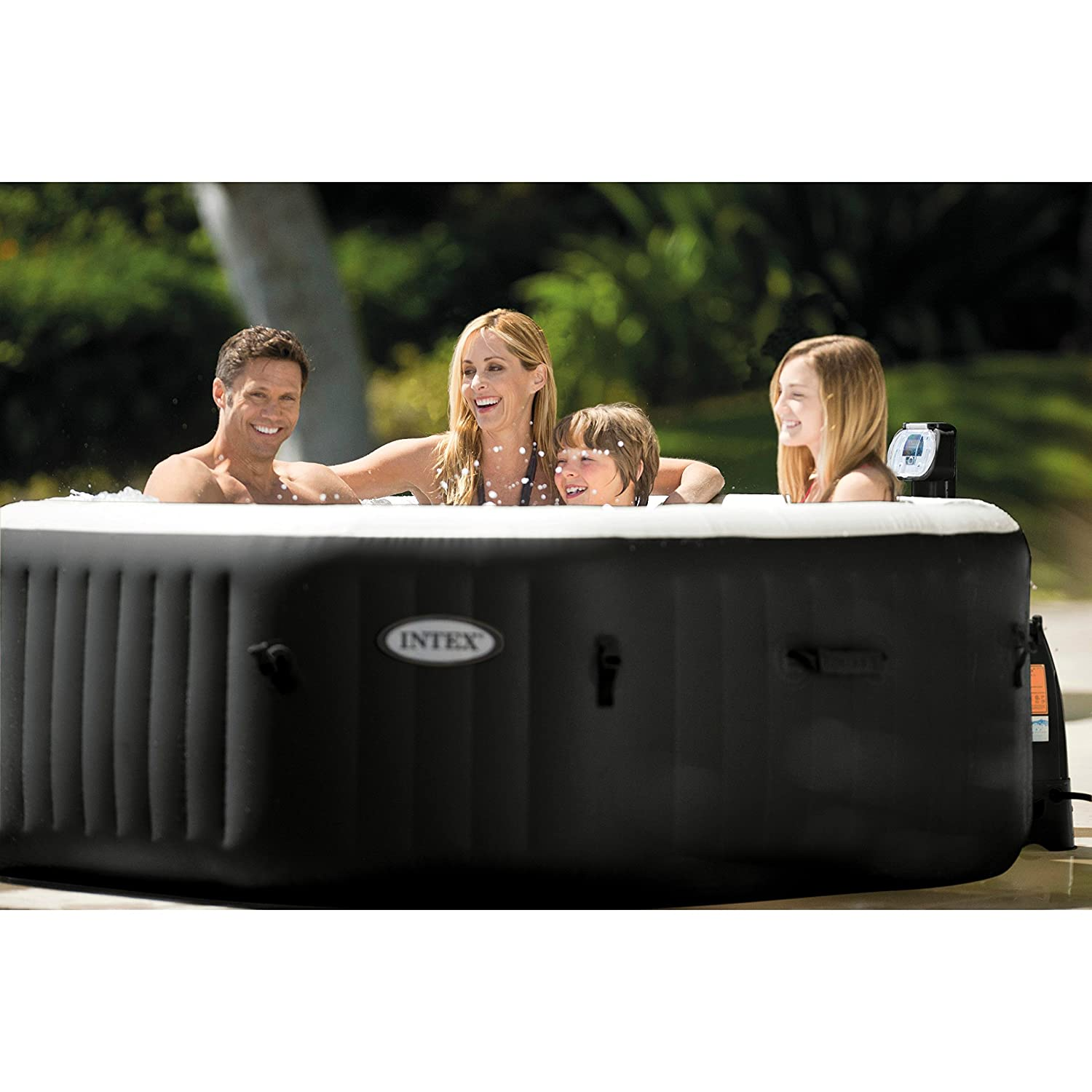 intex purespa hot tub review the pool cleaner expert. Black Bedroom Furniture Sets. Home Design Ideas