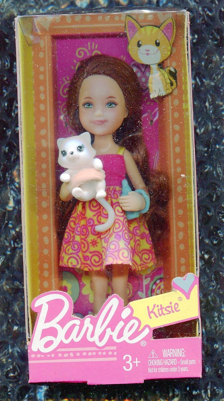 Barbie W3203 – Chelsea und Freunde Sortiment – Melody mit Kätzchen online kaufen