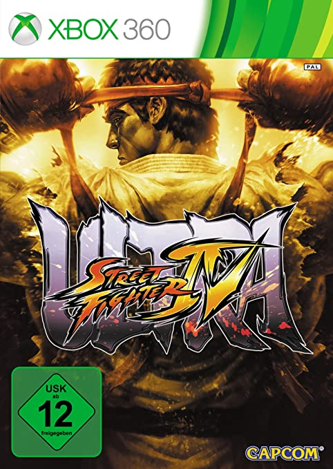 Ultra Street Fighter IV, Xbox 360