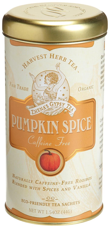 Pumpkin Spice Tea Tea Vanilla Pumpkin Spice