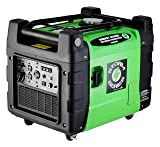 Lifan ESI 3600iER, 3600 Watt Energy Storm Quiet Clean Digital Power Invertor Generator with 270cc 4-Stroke OHV Engine, Idle Control and Electric Remote Start