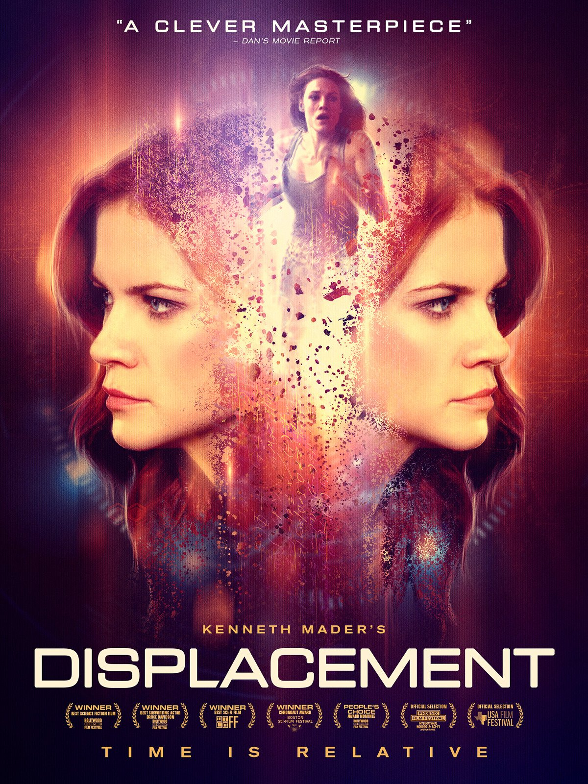 Displacement on Amazon Prime Instant Video UK
